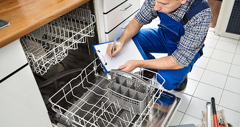 Wolf and Sub-Zero Dishwasher Repair in Sacramento